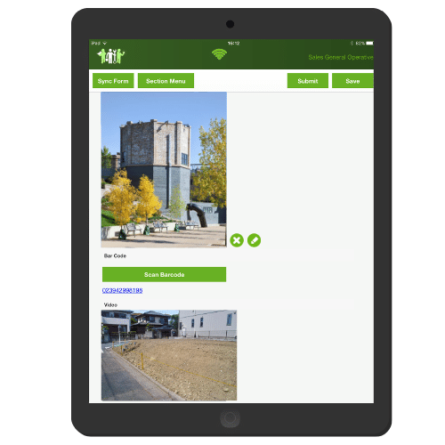 How local authorities benefit: Capture signatures, photos, videos, GPS location, text and push forms into reports and dashboards.