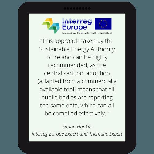 energy efficiency in public buildings - interreg europe example
